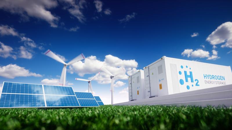 Conferencia el rol del hidrógeno en la transición energética
