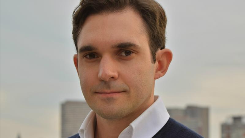 Diego Feijer graduado de Ingenería en Electrónica