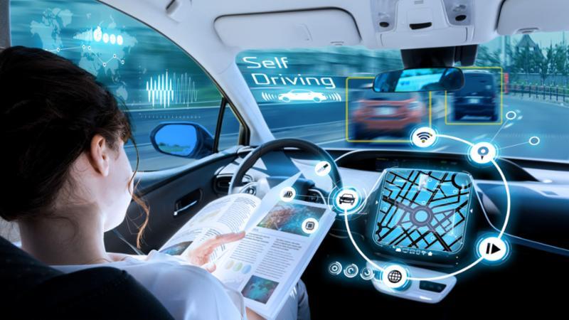 Vehículos inteligentes y conectados