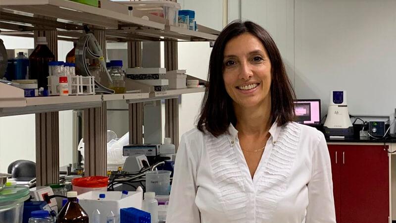 Dra. Lorena Betancor, catedrática del¡ Biotecnología