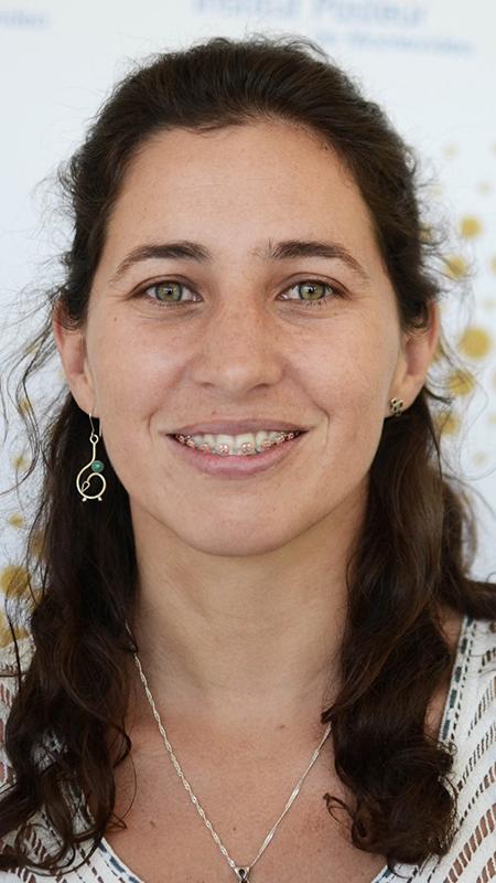 Cecilia Ortiz, catedrática asociada de Tecnología de Proteínas