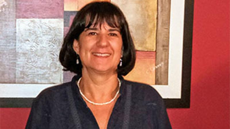 Nora Szasz vicedecana académica  de la Facultad de Ingeniería