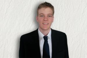 Germán Chiazzo, estudiante de Ingeniería en Sistemas