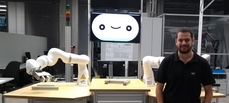Construyendo los robots del futuro