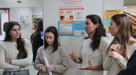 Muestra de Biotecnología: Ciencia para todos