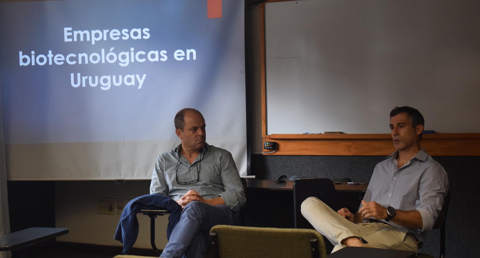 Empresas biotecnológicas en Uruguay