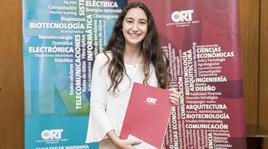 Entrega de la Beca Mujer 2019 en la Universidad ORT Uruguay