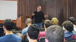 Conferencia sobre privacidad y minimización de datos