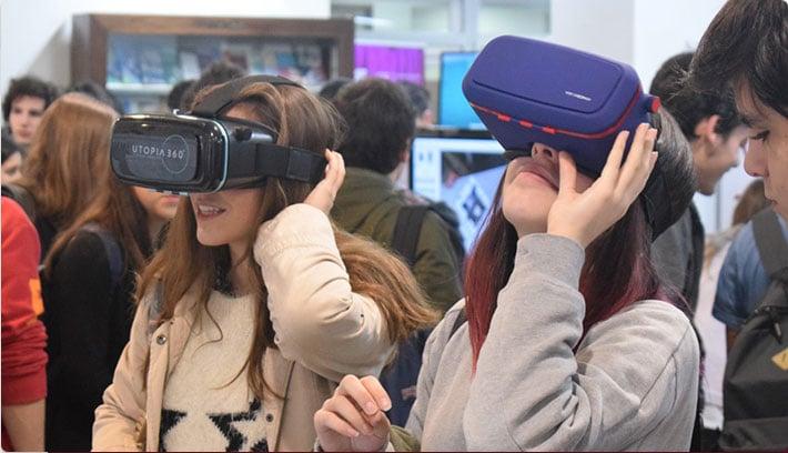 Actividades para preuniversitarios en la Universidad ORT Uruguay