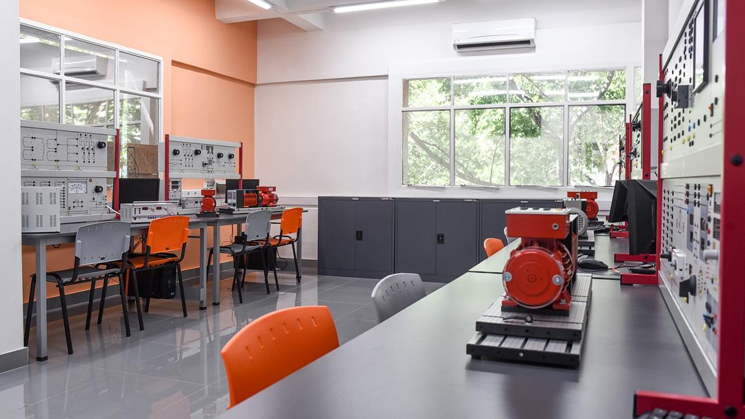 Laboratorio de Eléctrica - Facultad de Ingeniería