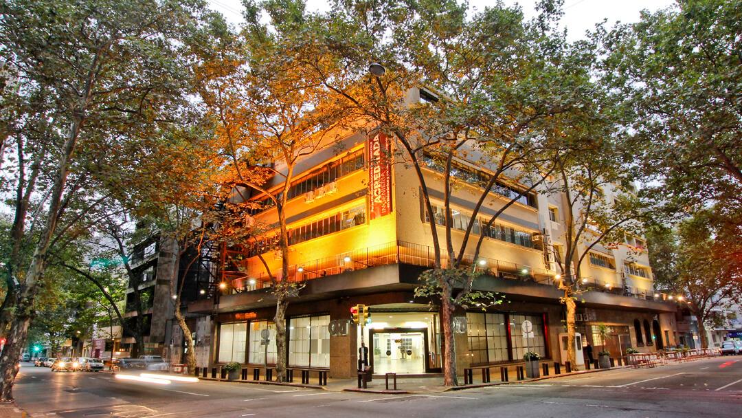 Campus Centro - Facultad de Ingeniería - Universidad ORT Uruguay