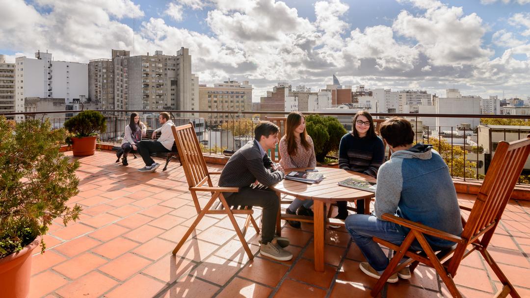Campus Centro Facultad de Ingeniería - Universidad ORT Uruguay