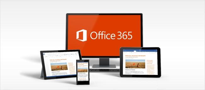 Servicio Office 365 Educación