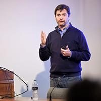 conferencia de Big Data a cargo del Dr. Agustín Gravano